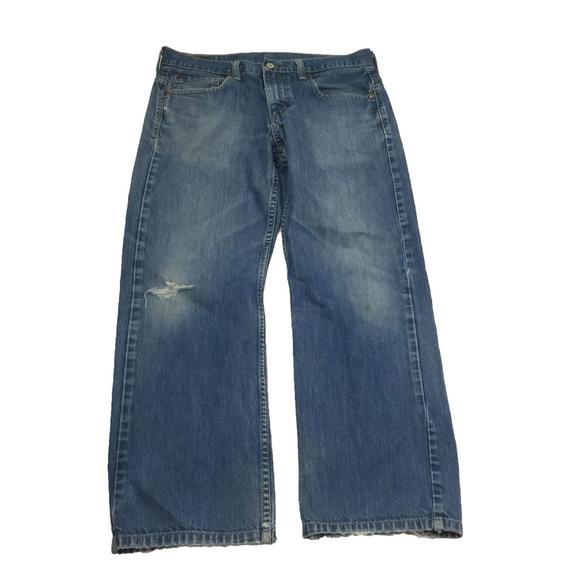b447c818601 Levi's Jeans | Levis 569 Loose Straight Denim Size 32x30 | Poshmark